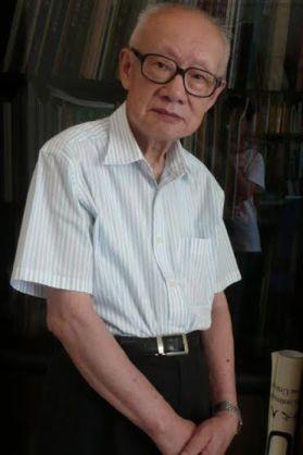 香港油畫研究顧問及理事:蕭滋